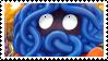 Tangela stamp by Jontukka