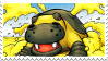 Hippowdon stamp by Jontukka