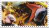 Entei stamp by Jontukka
