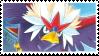 Braviary stamp