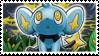 Shinx stamp