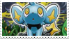 Shinx stamp