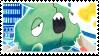 Trubbish stamp by Jontukka