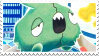 Trubbish stamp