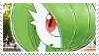 Gardevoir stamp by Jontukka