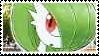 Gardevoir stamp by Jontukka