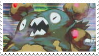 Garbodor stamp