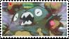 Garbodor stamp by Jontukka