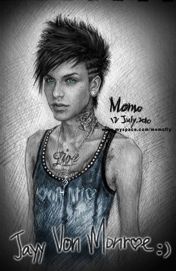 Jayy Von Monroe 2 by mcglory