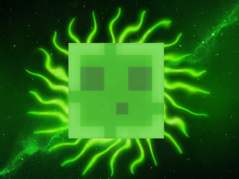 Tardis34's Minecraft Mobs: Slime by Tardis34 on DeviantArt