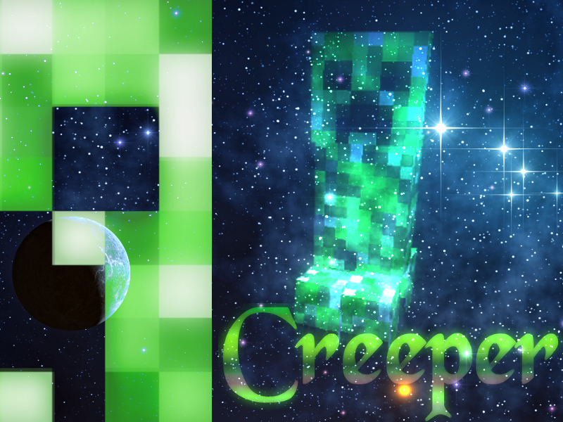 Minecraft creeper wallpaper by tardis34 on deviantart minecraft creeper wallpaper by tardis34 voltagebd Choice Image