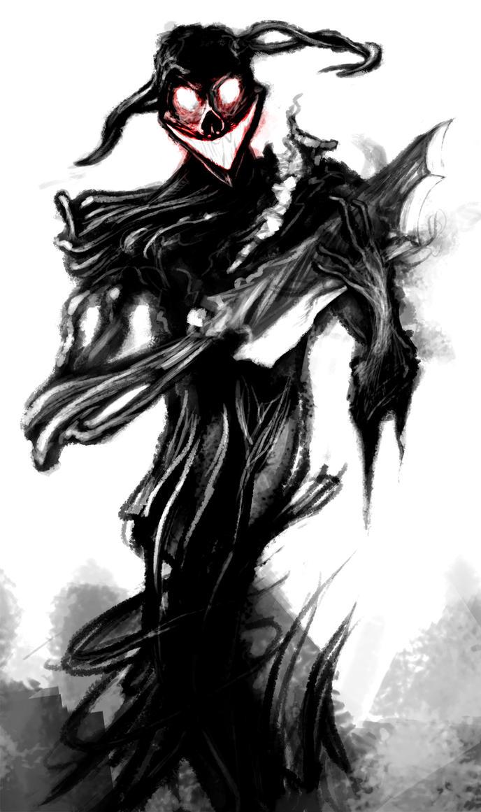 Scary Monsters by Djoze32 on DeviantArt
