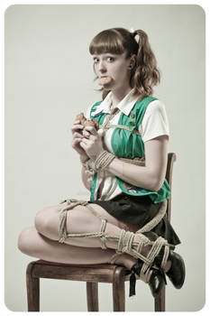 Knotty Girl Scout I