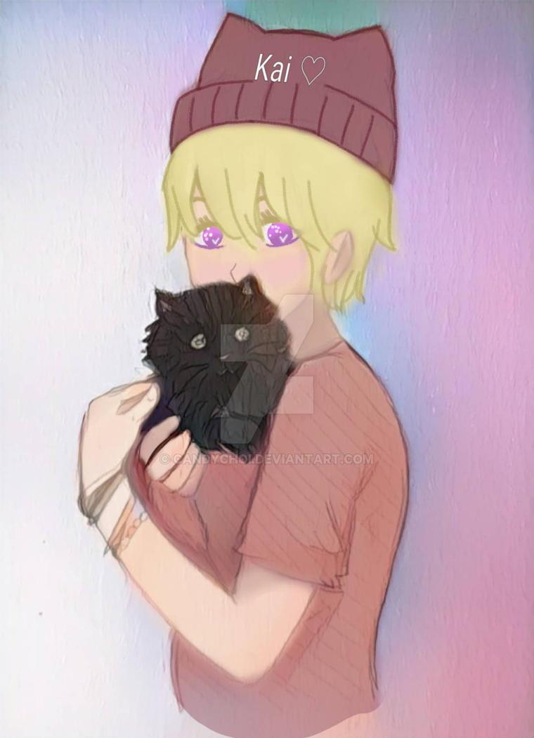 OC: Kai by candychoi