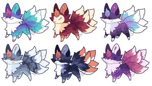 closed - kitsune batch
