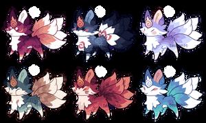 closed (reduced price) - kitsune batch 3