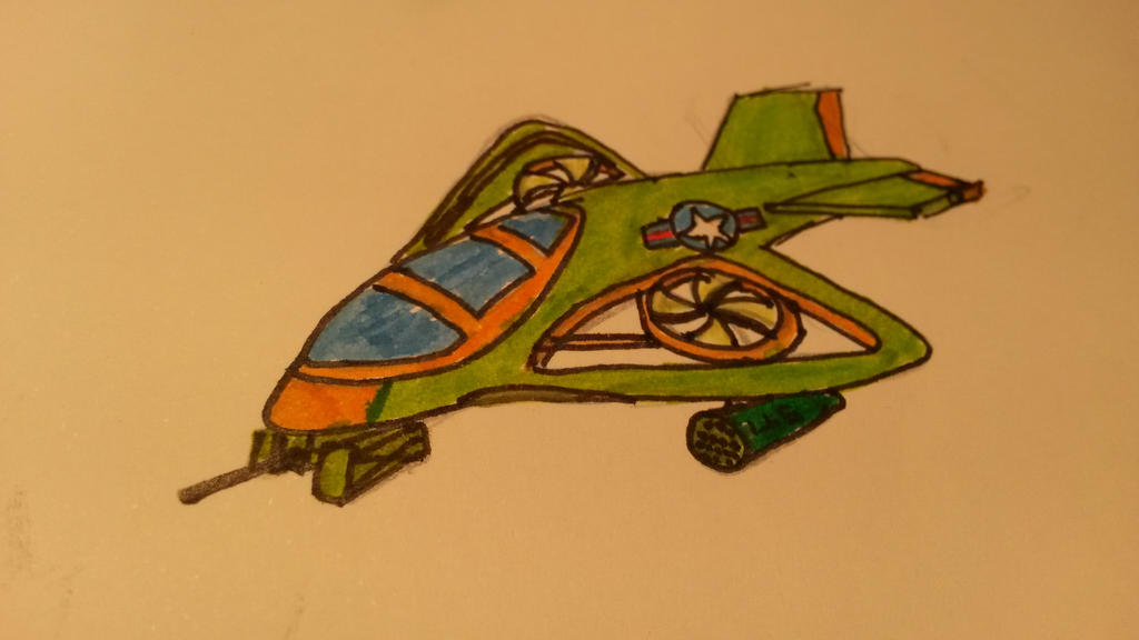 Attack Copter by Stormbreaker43