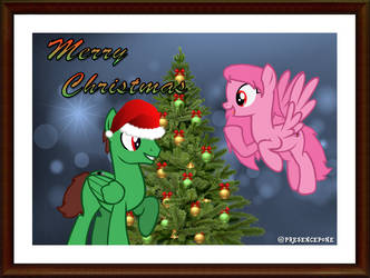 Merry Christmas by PresencePone