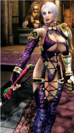 Ivy Valentine Soul Calibur 4 by Francision Violence and Porn: Why Soul Calibur 1V tops the charts