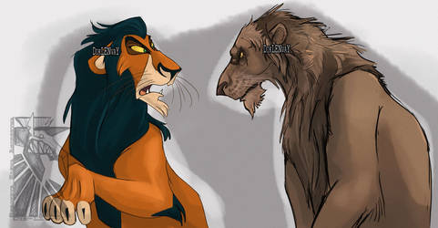 I am you now, Scar