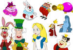 13 - Alice in Wonderland
