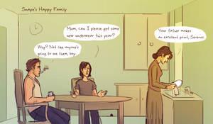 Tumblr 1 - Snape's Parents