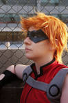 Young Justice (DC): Red is the New Green by CosplaysAssemble
