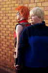 Young Justice (DC): Through Your Walls by CosplaysAssemble