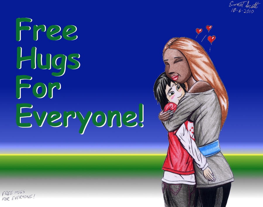 Butlova Gallery: Free Hugs For Everyone By ImfamousE On DeviantArt