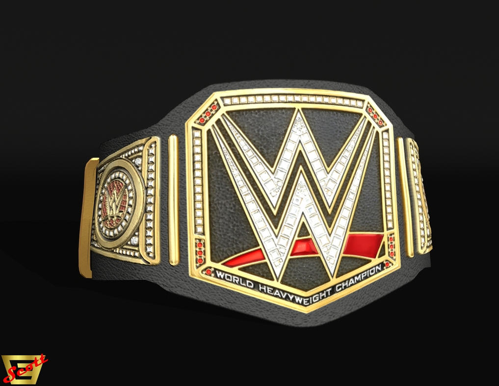 The WWE World Heavyweight Championship by ImfamousE on ...