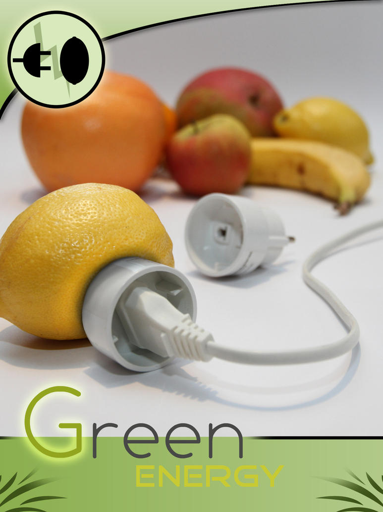 Green Energy by Sydijah