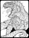 Lines Tyrannosaurus Rex