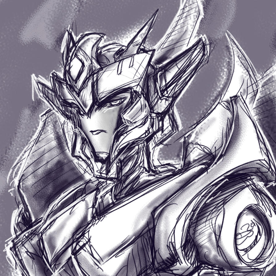 TFP Elita 1 sketch thang by BLACK-HEART-SPIRAL