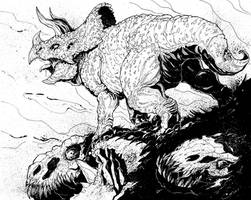Hunters in the Dark by BHS-ArchetypeRex