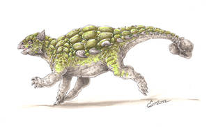 Fluffy-Ankylosaurus