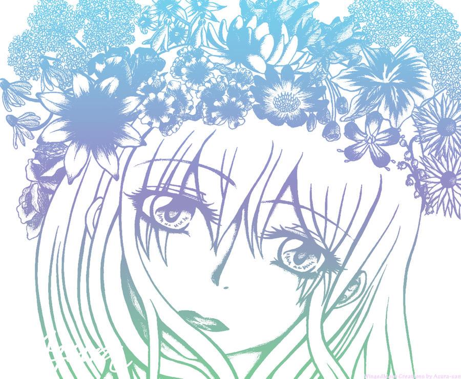 Flower by Azura-san