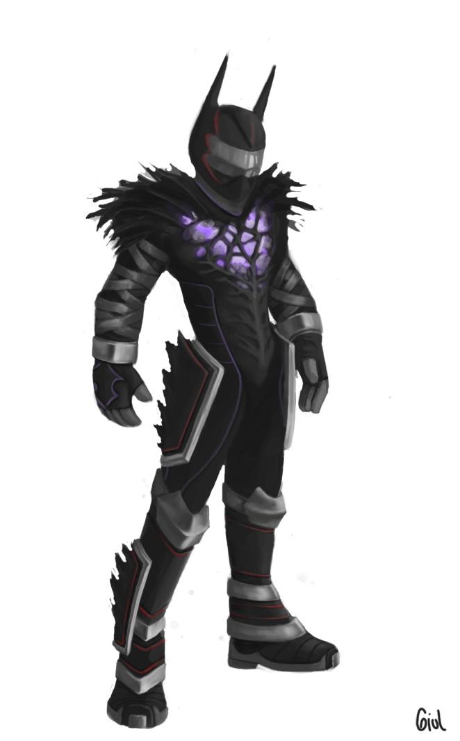 Keyblade Armor by Ichiberry on DeviantArt  Keyblade Armor ...