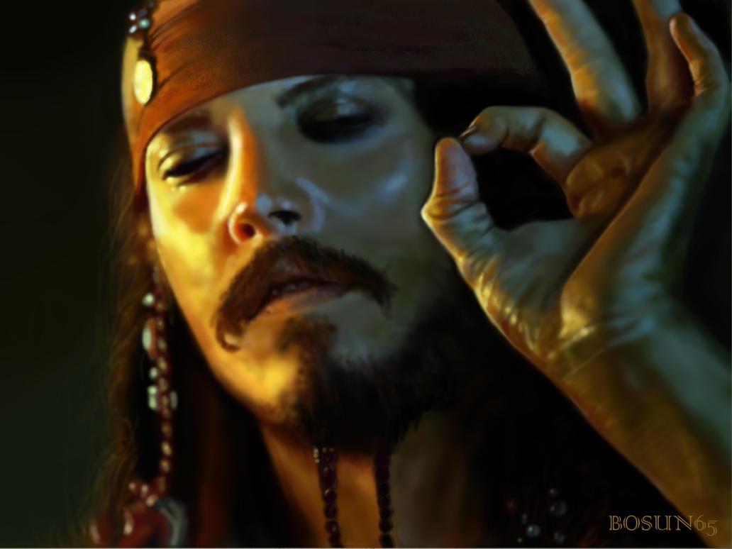 Jack Sparrow by Benbella-Marzahan
