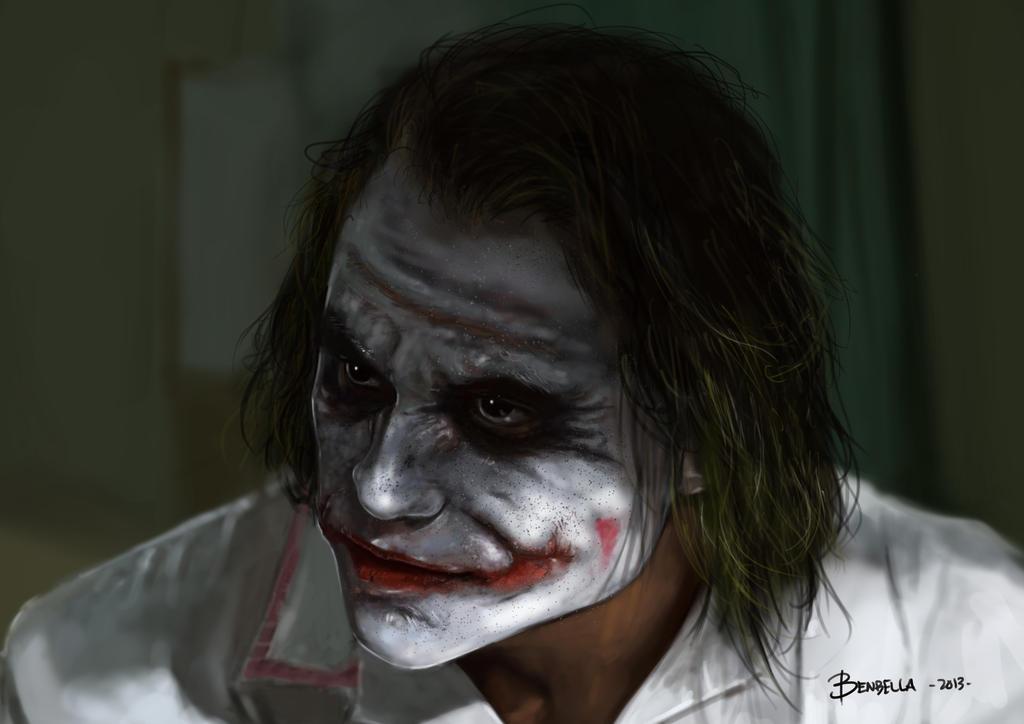 Joker by Benbella-Marzahan