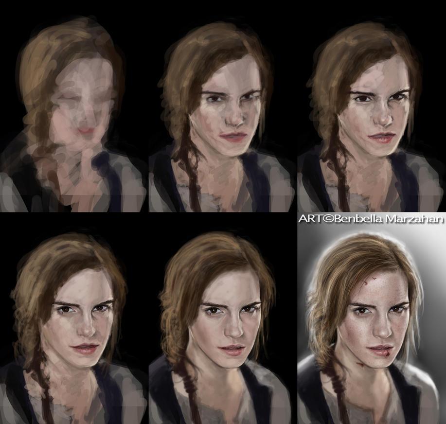 Emma Watson101 by Benbella-Marzahan