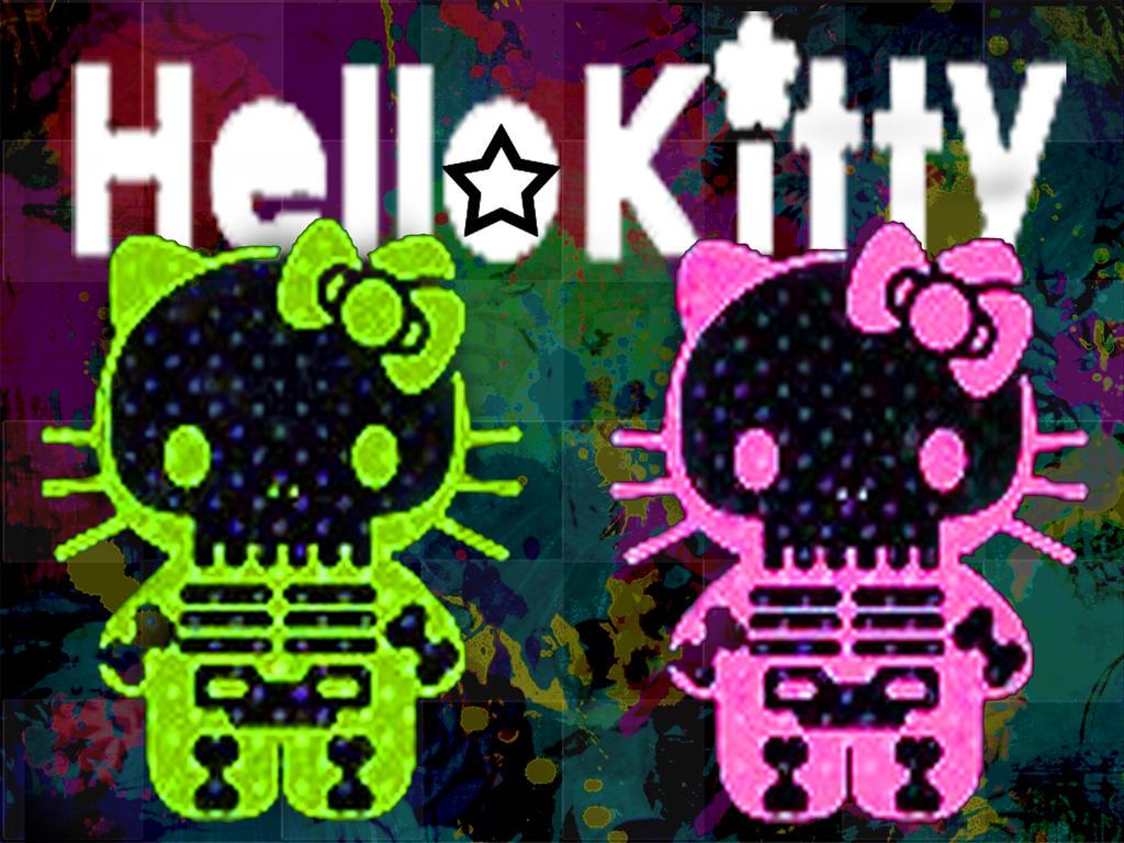Beautiful Wallpaper Hello Kitty Neon - hello_kitty_neon_wallpaper_by_livinglikeness-d5svbfj  Picture_464579.jpg