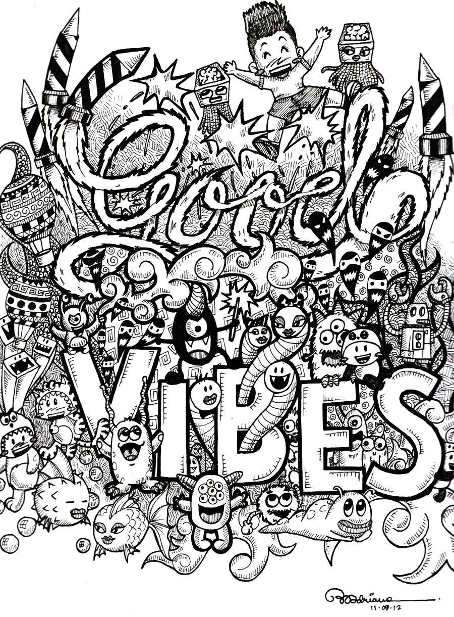 Good Vibes By Asoulofanartist On DeviantArt