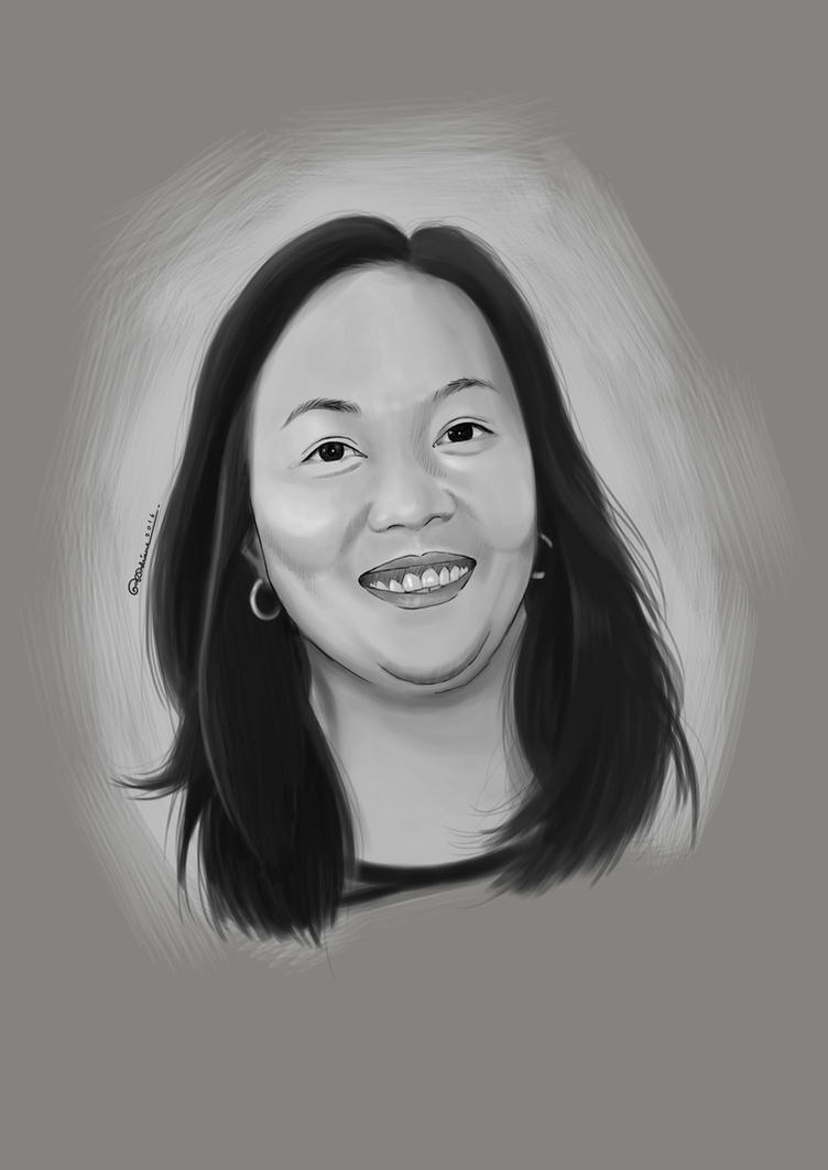 Janice by asoulofanartist
