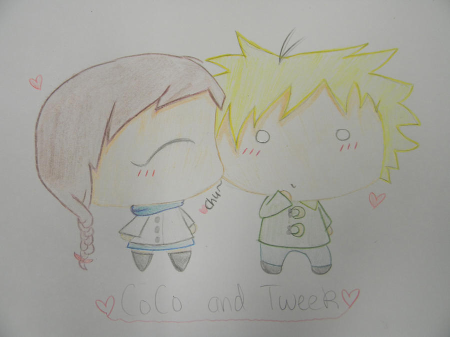 SP - Coco and Tweek by TweekPark
