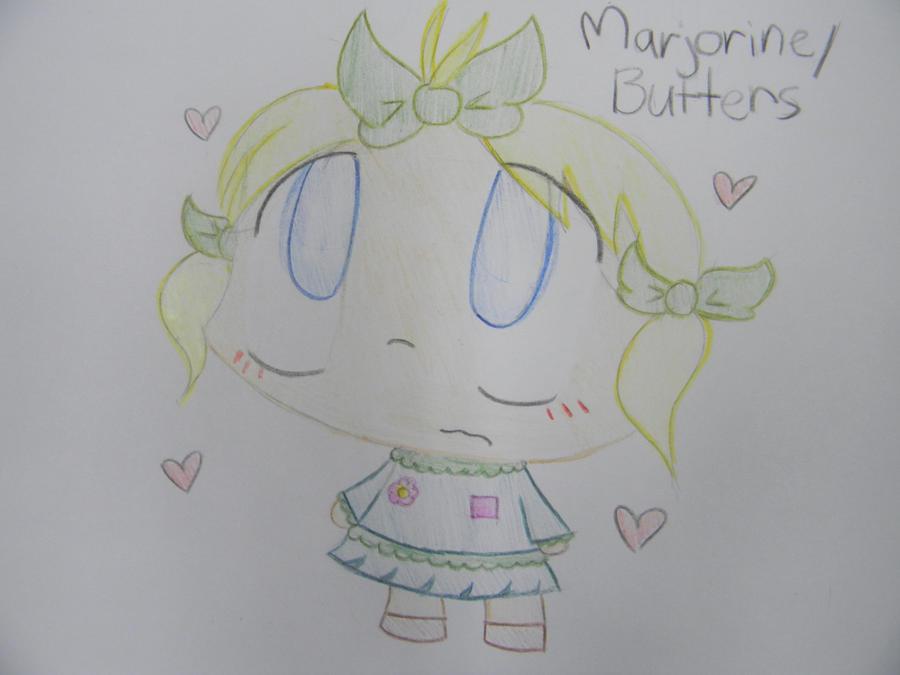 SP - Marjorine/Butters by TweekPark