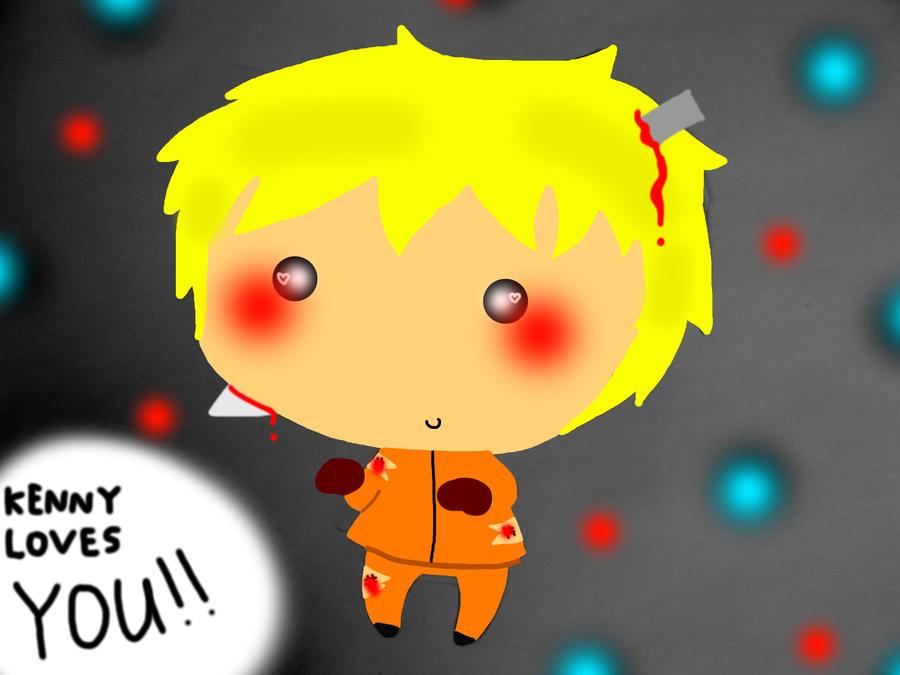 SP - Kenny... LOVES YOU! by TweekPark