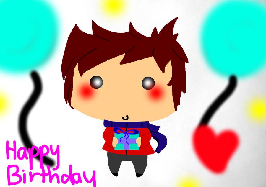 SP - Happy Birthday Clyde! by TweekPark