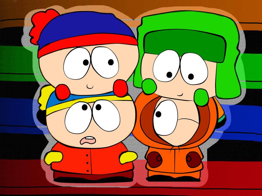 SP - The main gang by TweekPark