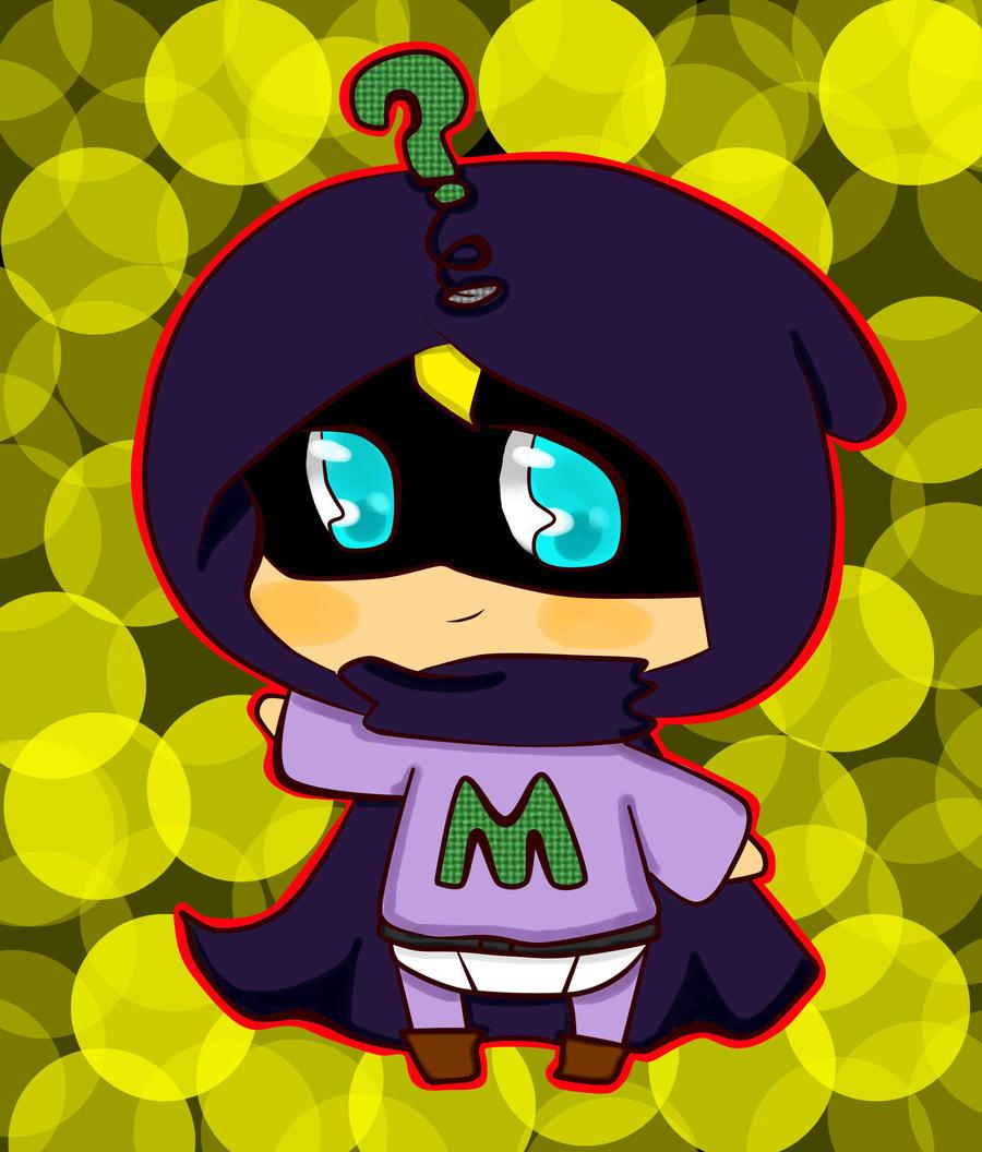 SP - Mysterion by TweekPark