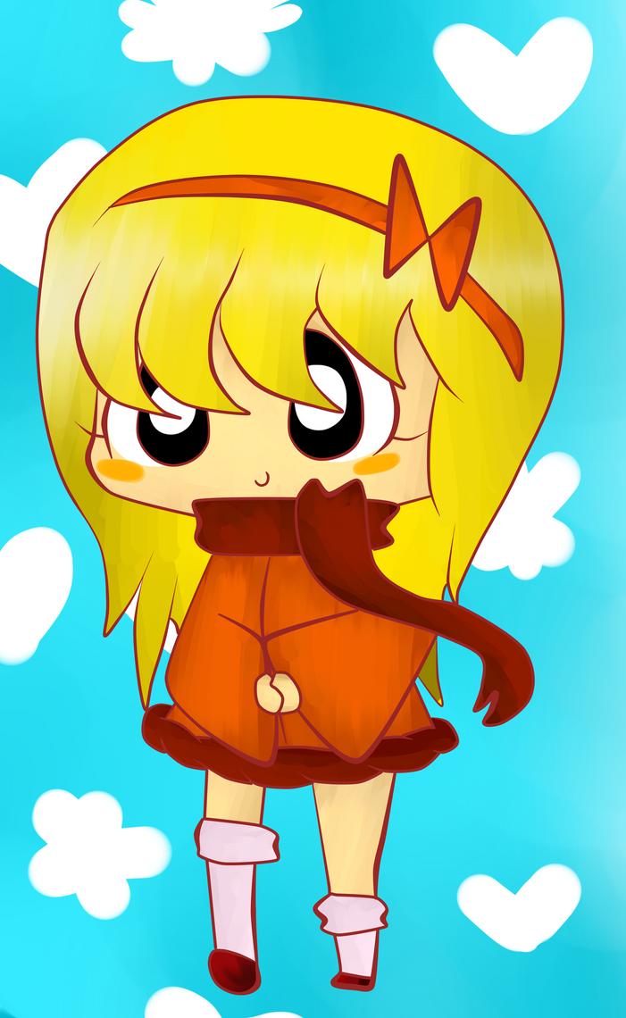 SP - Kenny as a Girl by TweekPark